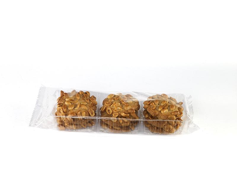interbanket pinda koek groot verpakt 9stuks