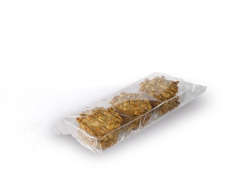 interbanket pinda koek groot verpakt 9stuks 2